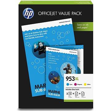 HP 953XL č. 1CC21AE Multipack (1CC21AE)