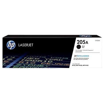 HP CF530A č. 205A černý (CF530A)