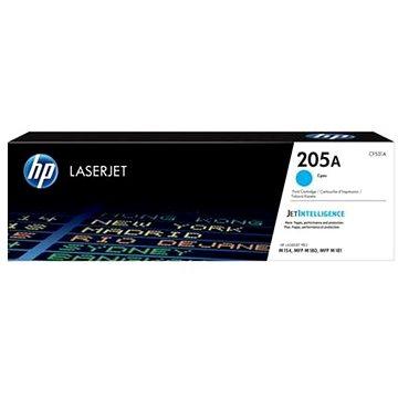 HP CF531A č. 205A azurový (CF531A)