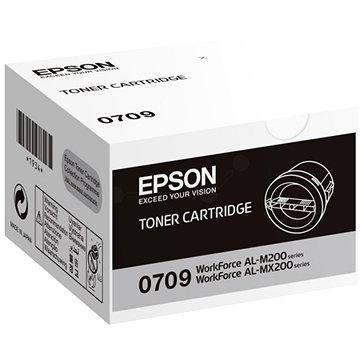 Epson S050709 černý (C13S050709)