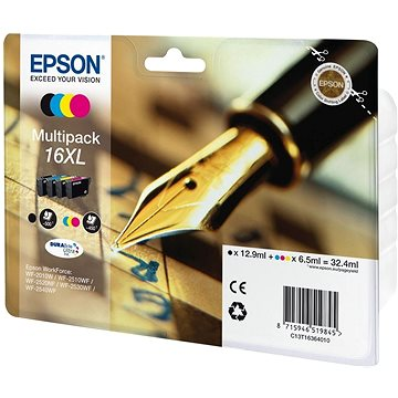 Epson T1636 XL Multipack (C13T16364012)