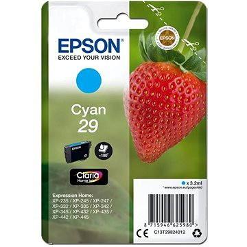 Epson T2982 azurová (C13T29824012)