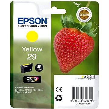 Epson T2984 žlutá (C13T29844010)