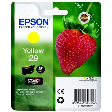Epson T2984 žlutá (C13T29844012)