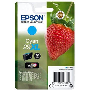 Epson T2992 XL azurová (C13T29924012)