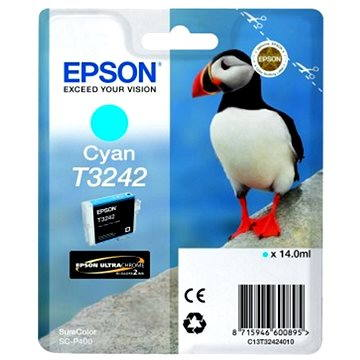 Epson T3242 tyrkysová (C13T32424010)