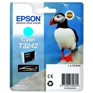 Epson T3242 azurová (C13T32424010)