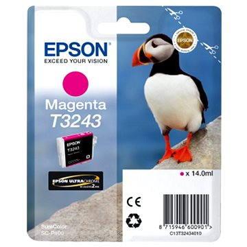 Epson T3243 purpurová (C13T32434010)