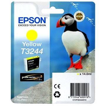 Epson T3244 žlutá (C13T32444010)