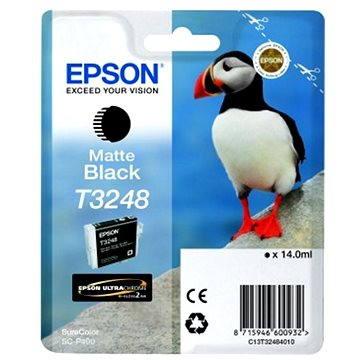 Epson T3248 matná černá (C13T32484010)