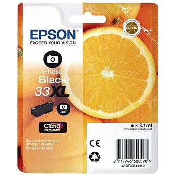 Epson T3361 single pack XL (C13T33614012)