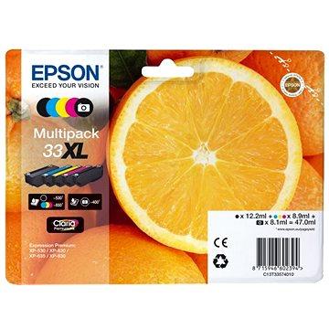 Epson T33XL Multipack (C13T33574011)