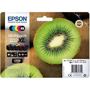 Epson 202 Claria Premium XL Multipack (C13T02G74010)