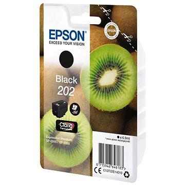 Epson 202 Claria Premium černá (C13T02E14010)