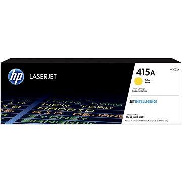 HP W2032A č. 415A žlutý (W2032A)