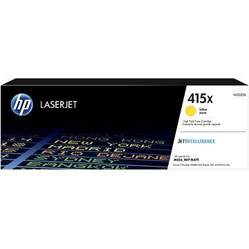 HP W2032X č. 415X žlutý (W2032X)