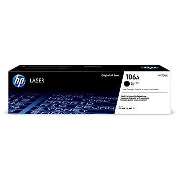 HP W1106A č. 106A černý (W1106A)