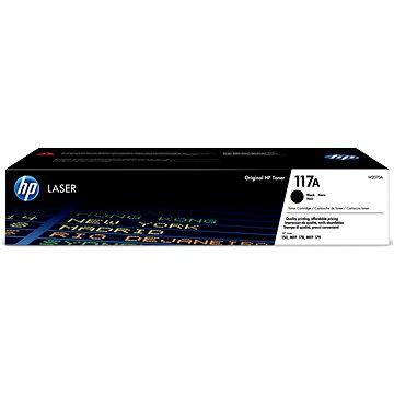 HP W2070A č. 117A černý (W2070A)
