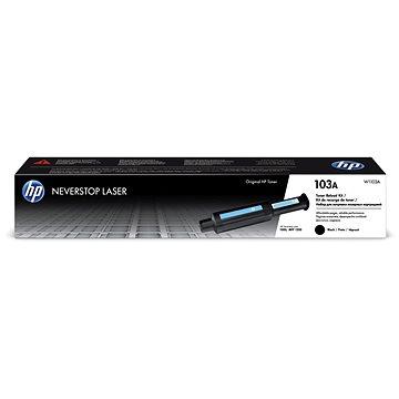 HP W1103A č. 103A černý (W1103A)
