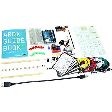 Seeed Studio ARDX Starter Kit for Arduino (KIT04121P)