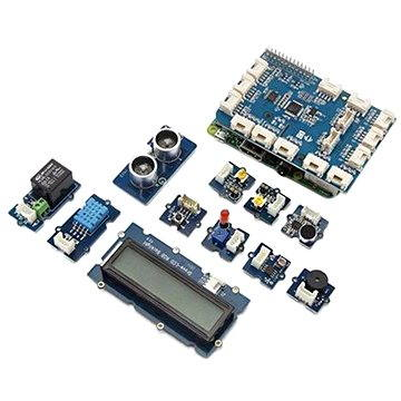 Seed Studio GrovePi+ Starter Kit for Raspberry Pi (110060161)