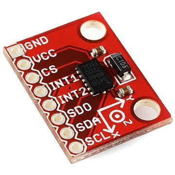 SparkFun tříosý akcelerometr (ADXL345) (SEN-09836)