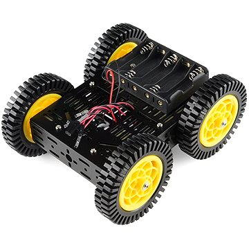 SparkFun Multi-Chassis - 4WD Kit (ATV) (ROB-12090)