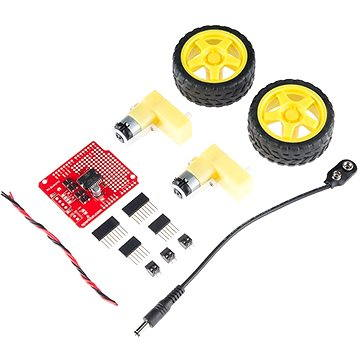 SparkFun Ardumoto Shield Kit (KIT-13201)