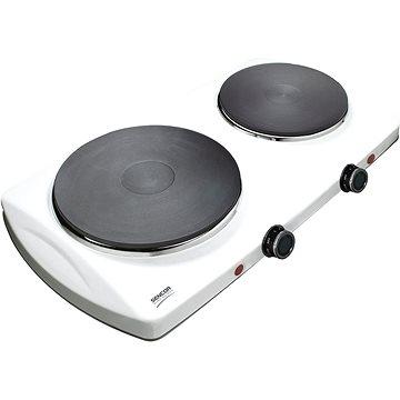 SENCOR SCP 2253WH-EUE3 vařič dvouplot. (SCP 2253WH-EUE3 )