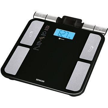 SENCOR SBS 8000BK Chytrá osobní váha FullBody (SBS 8800BK)