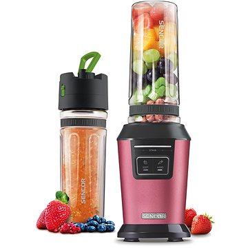 SENCOR SBL 7174RD automatický mixér na smoothie Vitamin+ (SBL 7174RD)