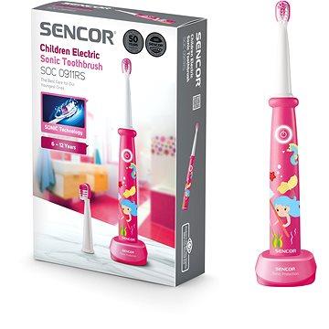 SENCOR SOC 0911RS (SOC 0911RS)