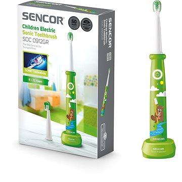 SENCOR SOC 0912GR (SOC 0912GR)