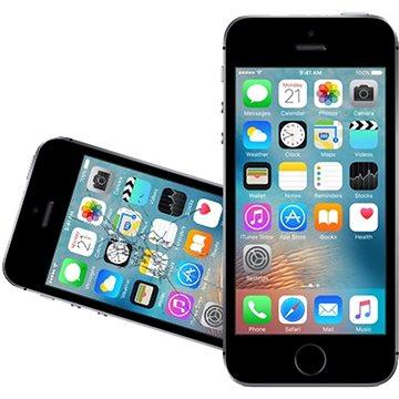 Služba - výměna LCD displeje iPhone SE Black (8595642242199)