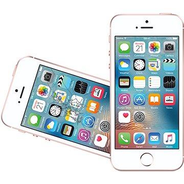Služba - výměna LCD displeje iPhone SE White (8595642242205)