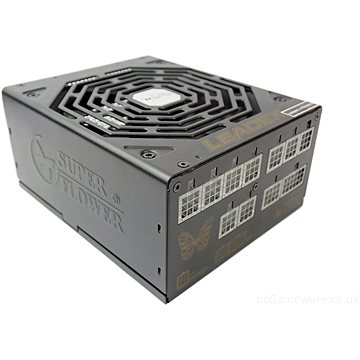 Super Flower Leadex 550 W - černý (SF-550F14MG black)