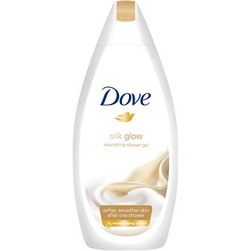 Dove Silk Fine pěna do koupele 500 ml