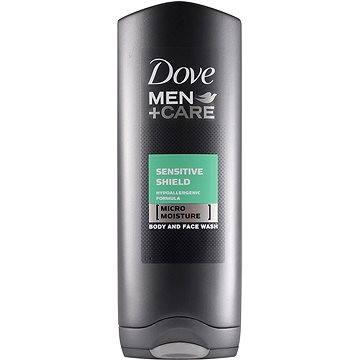 Dove Men + Care Sensitive Clean sprchový gel 250 ml