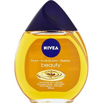Nivea Beauty olej do koupele 250 ml