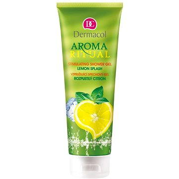 Sprchový gel DERMACOL Aroma Ritual Shower Gel Citrus Splash 250 ml (8590031097787) + ZDARMA Tělové sérum DERMACOL Enja sérum 5 ml - tester