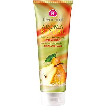 Sprchový gel DERMACOL Aroma Ritual Shower Gel PEAR WILLIAMS 250 ml (8590031099675) + ZDARMA Tělové sérum DERMACOL Enja sérum 5 ml - tester