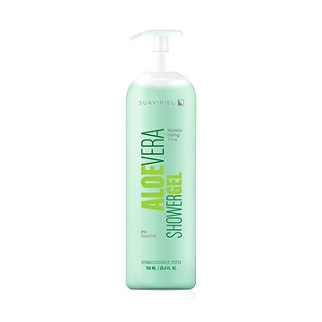 Sprchový gel SUAVIPIEL Aloe Vera 750 ml (8410262905791)