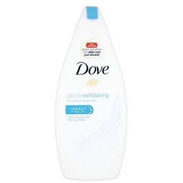 Sprchový gel DOVE Gentle Exfoliating 500 ml (8712561615242)