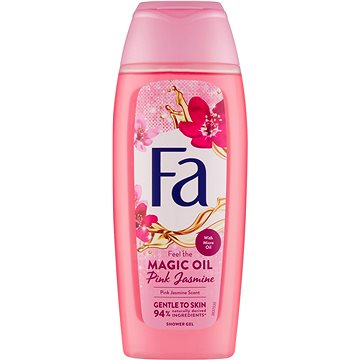 Sprchový gel FA Magic Oil Pink Jasmine Scent 400 ml (9000100935531)
