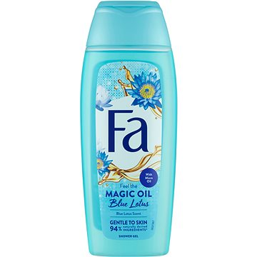 Sprchový gel FA Magic Oil Blue Lotus Scent 400 ml (9000100949040)