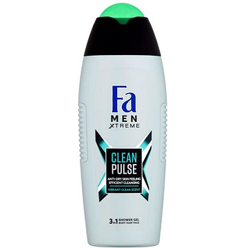 Pánský sprchový gel FA Men Xtreme Clean Pulse 400 ml (9000101046700)
