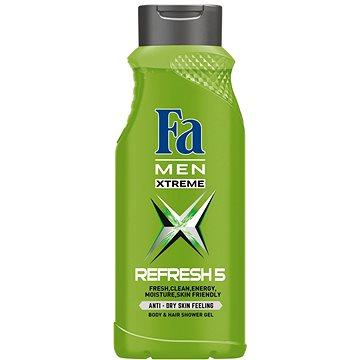 Pánský sprchový gel FA Men Xtreme Refresh 5 400 ml (9000100887090)