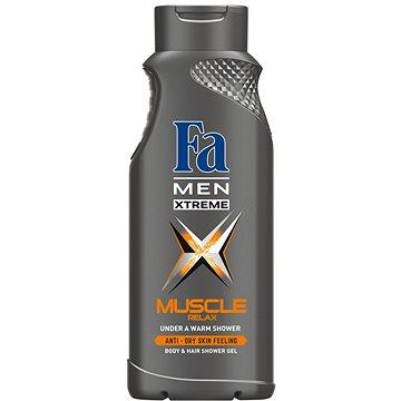 Pánský sprchový gel FA Men Xtreme Muscle Relax 400 ml (9000100807692)