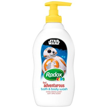 Sprchový gel RADOX Kids Star Wars 400 ml (8710908541247)
