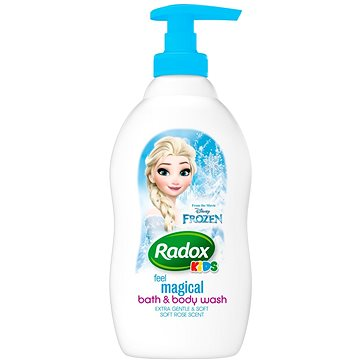 Sprchový gel RADOX Kids Frozen 400 ml (8710908541711)
